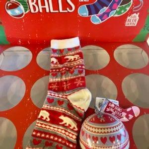 Hatley FAIRISLE Women's Socks in Bauble