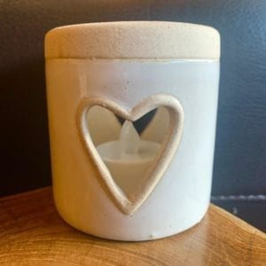 Transomnia Padua Heart T-lite Holder