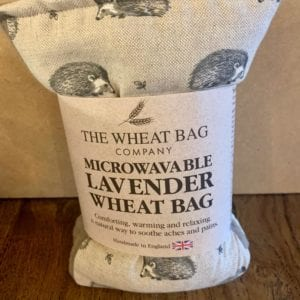 Wheat Bag Co. Lavender Wheat Bag Hedgehog