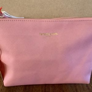 Fenella Smith Pink Wash Bag