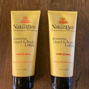 Naked Bee Grapefruit Blossom Honey Hand & Body Lotion 6.7 oz.