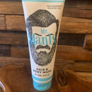 Somerset Soaps Mr. Manly Hair & Body Wash