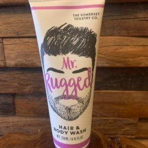 Somerset Soaps Mr. Rugged Hair & Body Wash