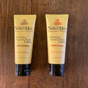 Naked Bee Coconut & Honey Hand & Body Lotion 2.25 oz.