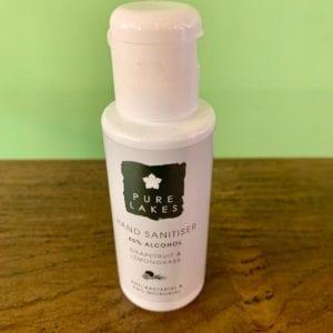 Pure Lakes  Grapefruit & Lemongrass Hand Sanitizer 50ml