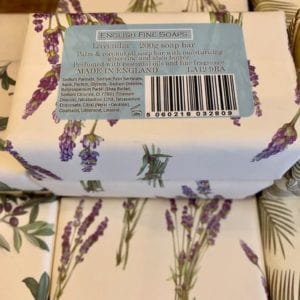 Sting In The Tail LAVENDER Fine Soap 200G