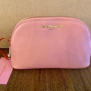 Fenella Smith Pink Cosmetics Case