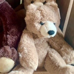 Aurora Harry Mocha Bear 10.5″