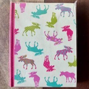 Hatley 'Patterned Moose' Journal