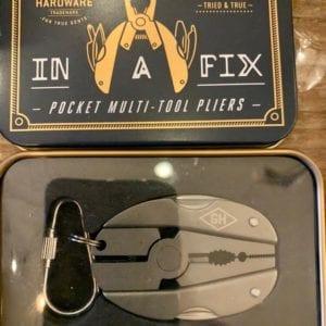Wild & Wolf Pocket Multi-Tool Pliers