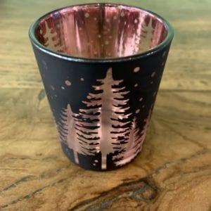 Transomnia Forest Tea Light Holder