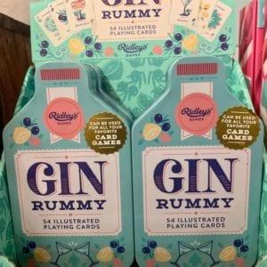 Wild & Wolf Gin Rummy Cards