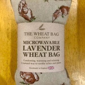 Wheat Bag Co. Lavender Wheat Bag Squirrel