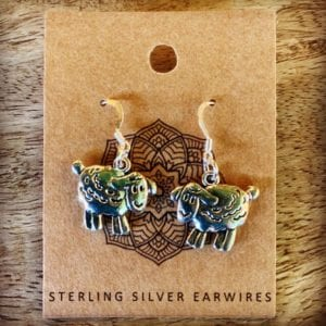 Funky Sprout SHEEP Earrings