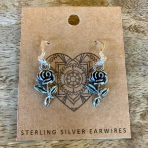 Funky Sprout ROSE Earrings