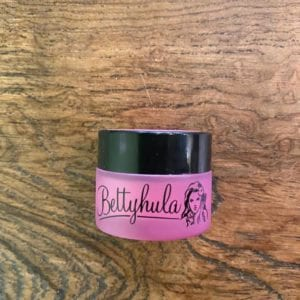 Betty Hula Lip Balm, Rum/Blackcurrant