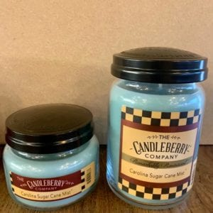 Candleberry Carolina Sugar Cane Mist Candle Lg