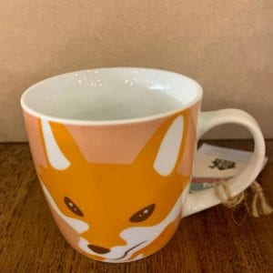 Forma House Fox Mug