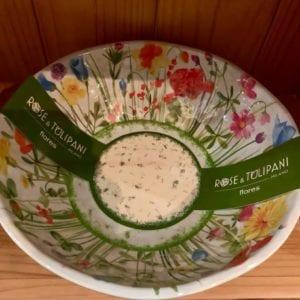 Forma House 'Flores' Salad Bowl