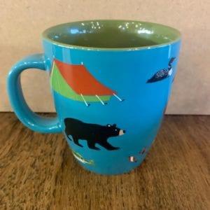Hatley' Gone Camping' Mug