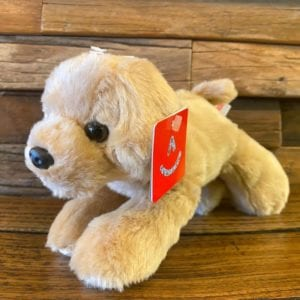 Aurora Mini Flopsie Golden Retriever 8″