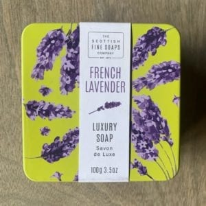 Scottish Fine Soaps 'French Lavender' Luxury Soap