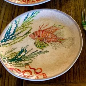 Forma House  'Sea Life'  Salad Plates (set of 2)