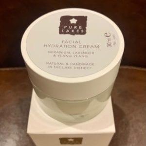 Pure Lakes  Geranium, Lavender & Ylang Ylang Facial Cream (Normal Skin) 30ml