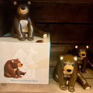 Forma House Bear Money Box
