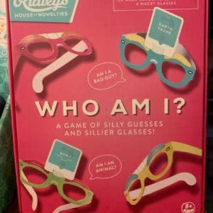 Wild & Wolf 'Who Am I?' Game