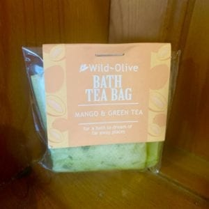 Wild Olive Mango and Green Tea Bag (Copy)