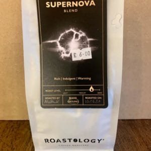 Cafeology Bag of Coffee (Ground)