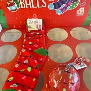 Hatley NORTHERN LIGHTS Women's Socks in Bauble