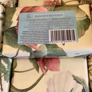Sting In The Tail COTTAGE GARDEN Fine Soap 200G