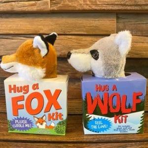 Peter Pauper Press Hug a Fox Kit