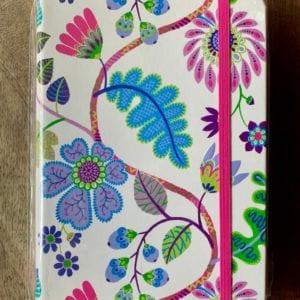 Peter Pauper Press 'Fantasy Floral' Journal