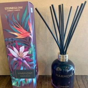 Stoneglow HARMONY Vetiver & Citrus Tea Room Diffuser