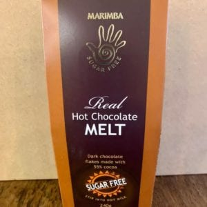 Marimba Hot Chocolate Melt, Sugar Free