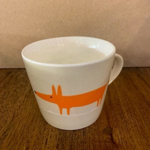 Forma House Orange Fox Mug