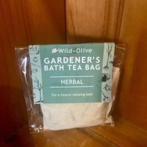 Wild Olive Gardeners Herbal Tea Bag