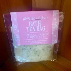 Wild Olive Pear, Freesia and Oolong Tea Bag