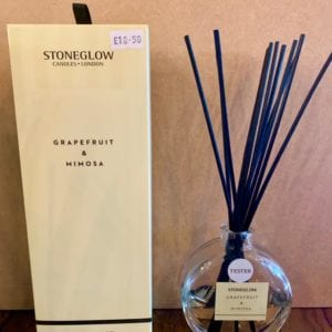 Stoneglow Grapefruit & Mimosa Room Diffuser
