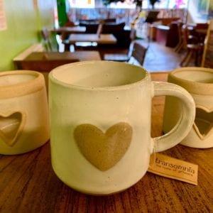 Transomnia Padua Heart Mug