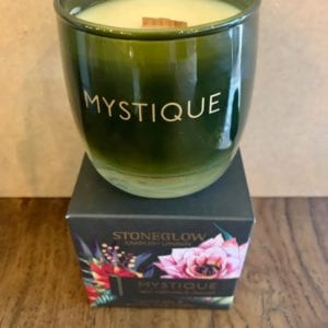 Stoneglow MYSTIQUE Spice & Charcoal Candle Tumbler