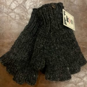 Black Yak Fingerless (Black)