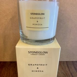 Stoneglow Grapefruit & Mimosa Candle Tumbler