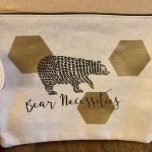 Wild & Wolf Bear Necessities Pouch