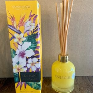Stoneglow ENERGISE Lemon Tea & Grapefruit Room Diffuser