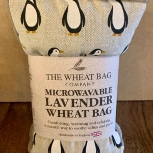 Wheat Bag Co. Lavender Wheat Bag Penguin
