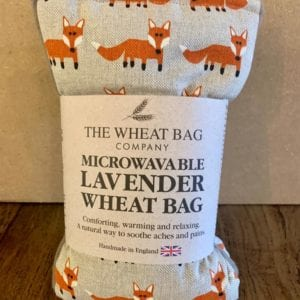 Wheat Bag Co. Lavender Wheat Bag Fox